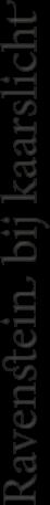 Ravenstein bij Kaarslicht - Logo
